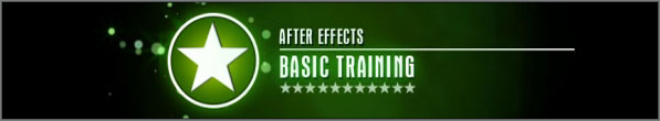 After effects basic training